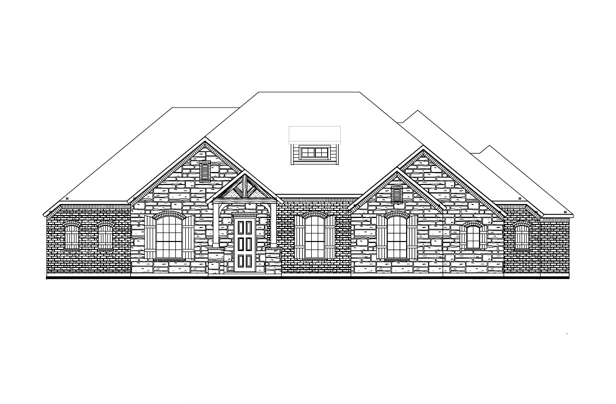 New Home For Sale In Forney Tx